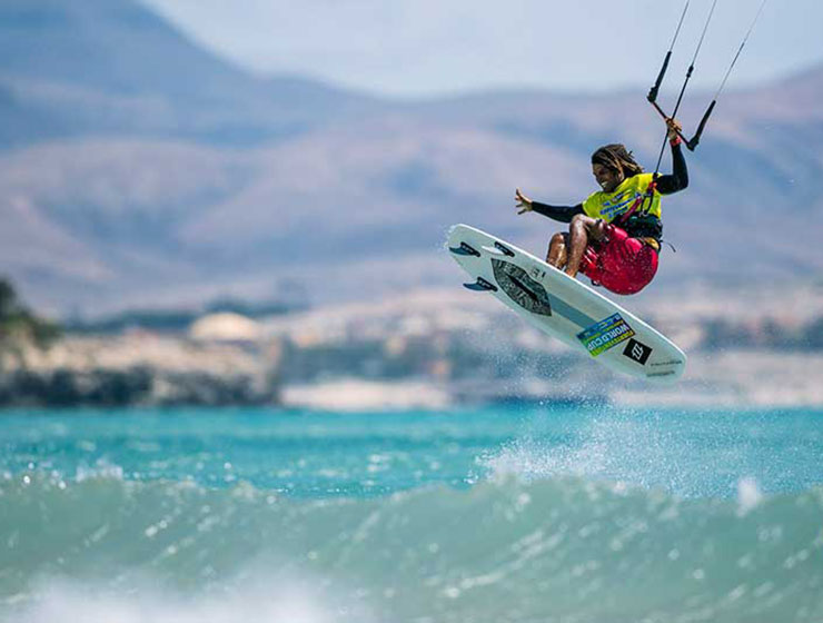 Image for GKA Fuerteventura 2017 Main event highlights video