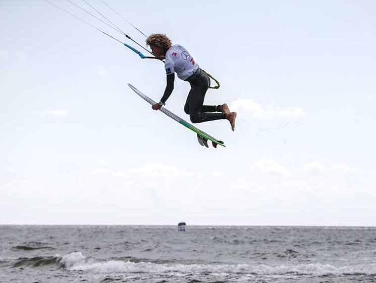 Image for Freestyle Final in Fehmarn: GKA Germany Day Two