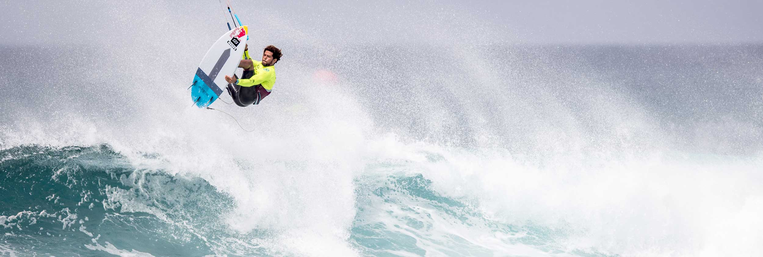 Airton Cozzolino wins round one in Cape Verde!