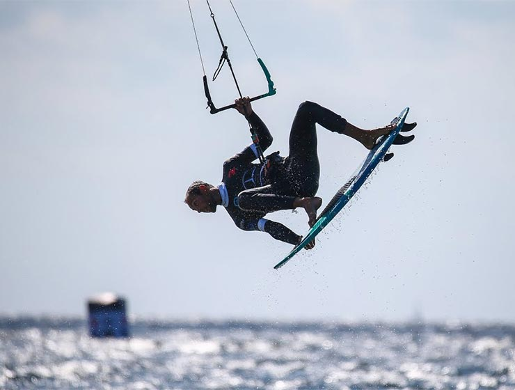 Image for Fehmarn – Day One – GKA Kite-Surf World Tour