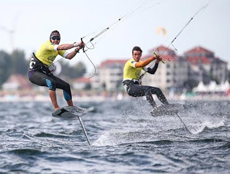 Image for Fehmarn, Day four – HydroFoil Pro Tour