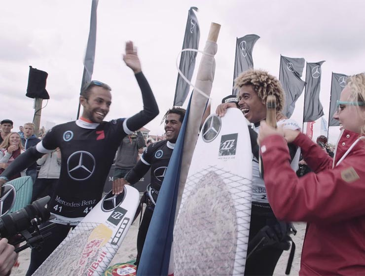 Image for Fehmarn – Day Two – GKA Kite-Surf World Tour