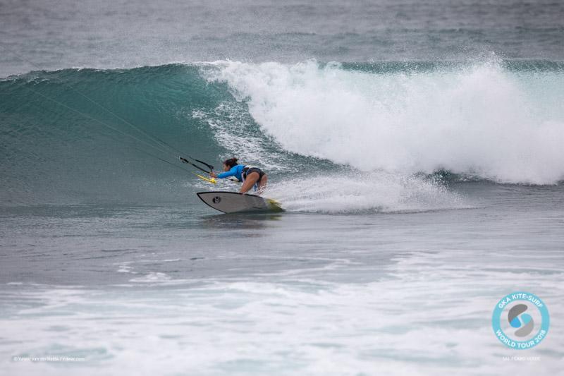 GKA Cape Verde - Moona Whyte eyes her next move
