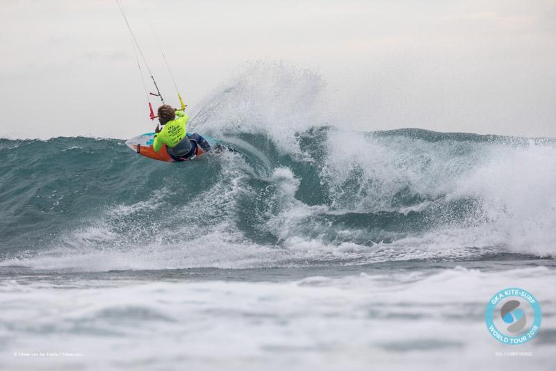GKA Cape Verde - Mitu The Maestro makes his move