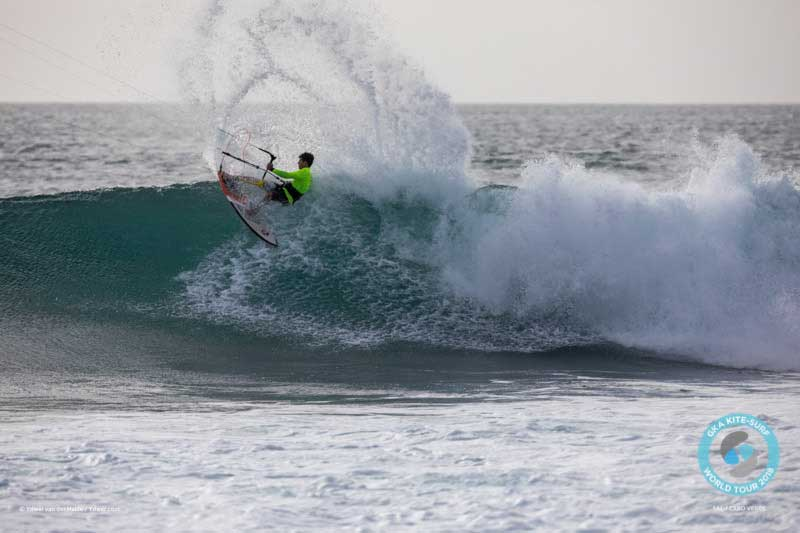 Keahi de Aboitiz Ponta Preta at GKA World Tour