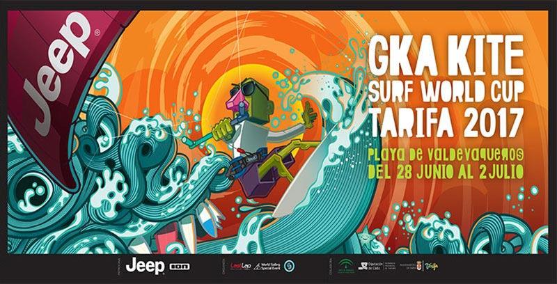 GKA Kite-Surf World Cup Tarifa 2017