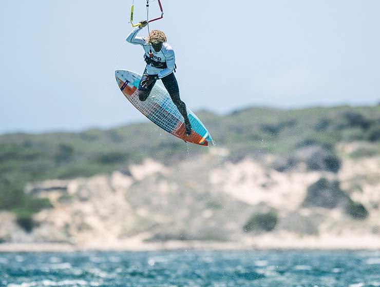 Image for Tarifa – Day Two – GKA Kite-Surf World Tour 2017