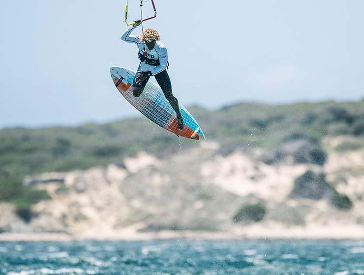 Image for Tarifa – Day Two – GKA Kite-Surf World Tour 2017