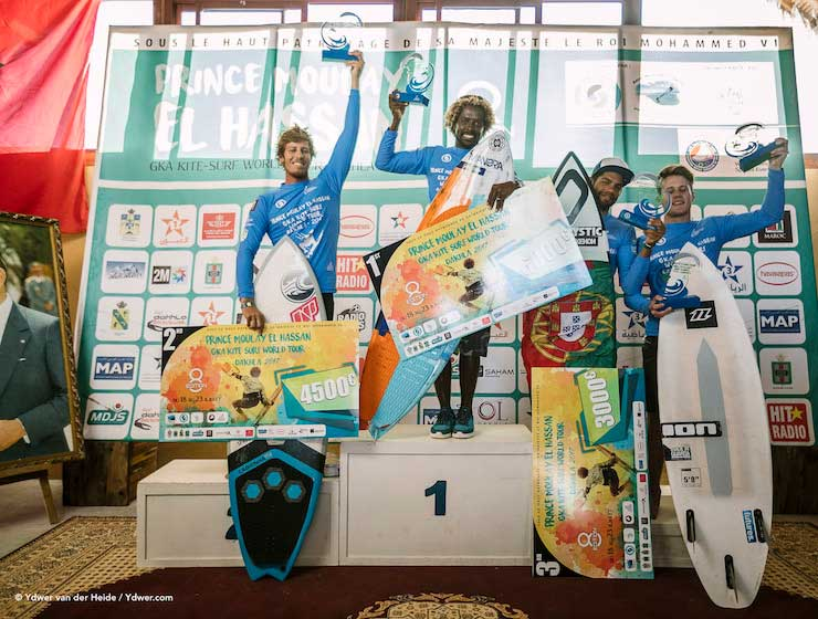 Image for Dakhla – Final Day – GKA Kite-Surf World Tour 2017