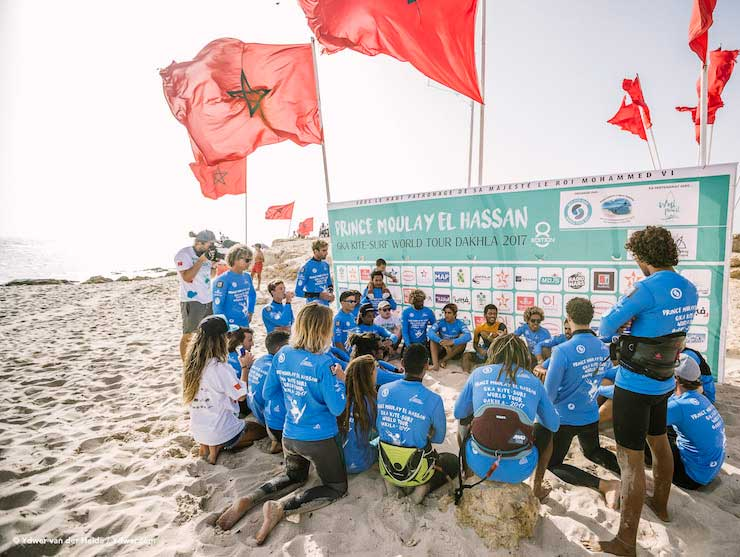 Image for Dakhla – Day One – GKA Kite-Surf World Tour 2017