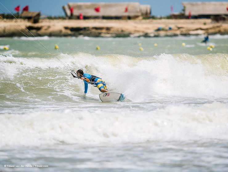 Image for Dakhla – Main Event Action – GKA Kite-Surf World Tour 2017