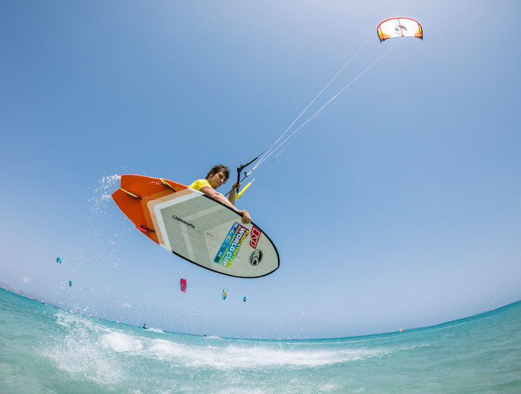 Image for Sotavento – Day One – GKA Kite-Surf World Tour 2017