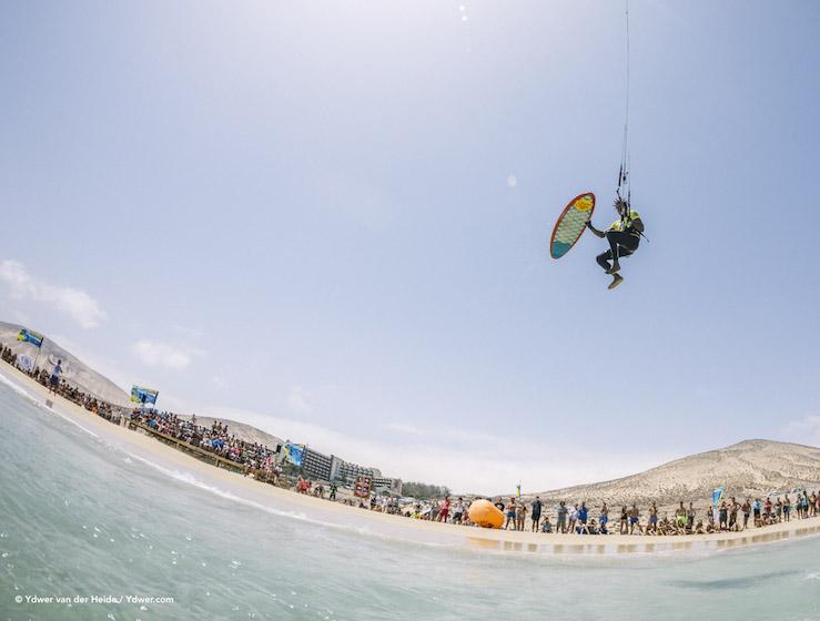 Image for Sotavento – Day Two – GKA Kite-Surf World Tour 2017