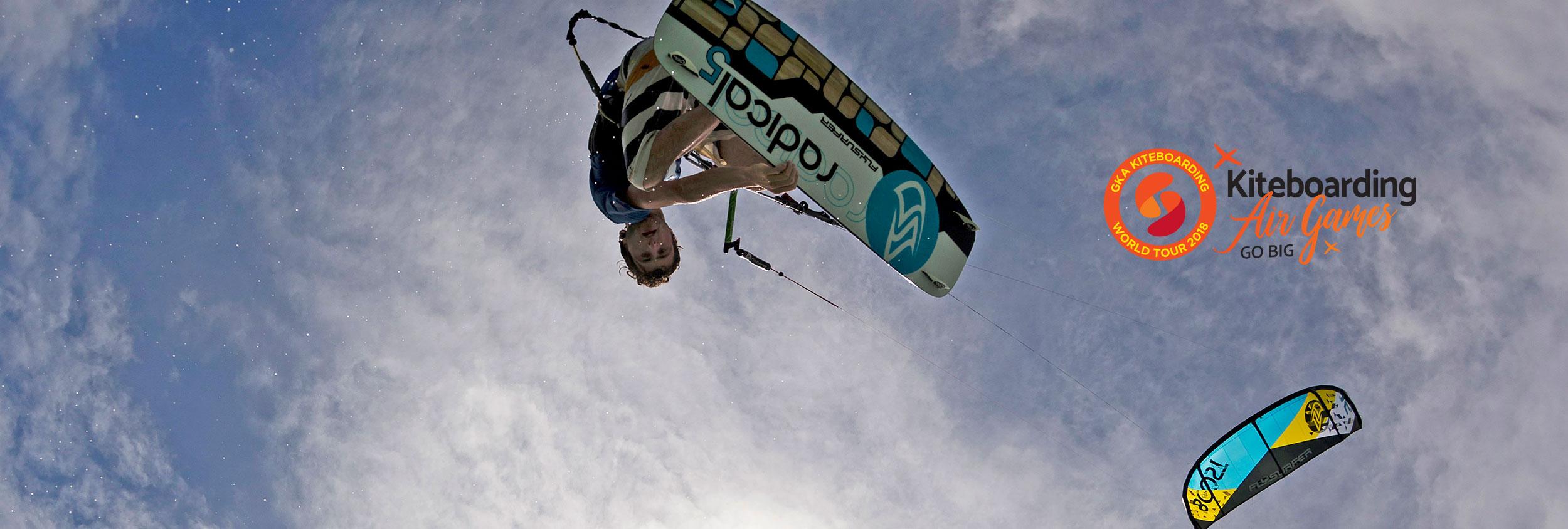 GKA Kiteboarding World Tour launch!