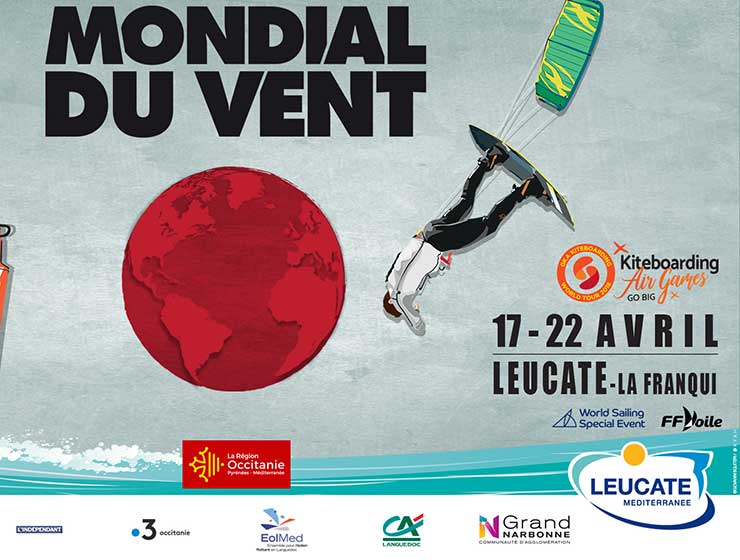 Image for Mondial Du Vent – GKA Kiteboarding World Tour Round 1 in April