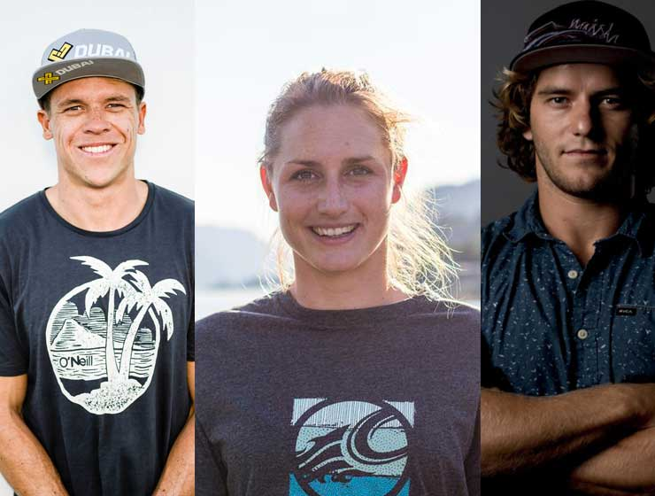 Image for GKA Kiteboarding World Tour Leucate: Rider News