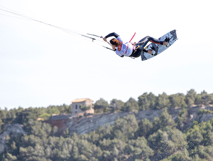 Image for GKA Kiteboarding World Tour 2018 – Leucate Warm-up Action
