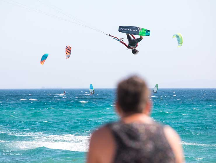 Image for Jeep Tarifa Pro – Day 2 – Air Games Action