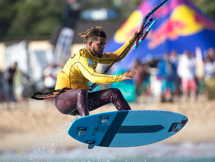 Image for Jeep Tarifa Pro – Kite-Surf World Tour – Day 3 Action
