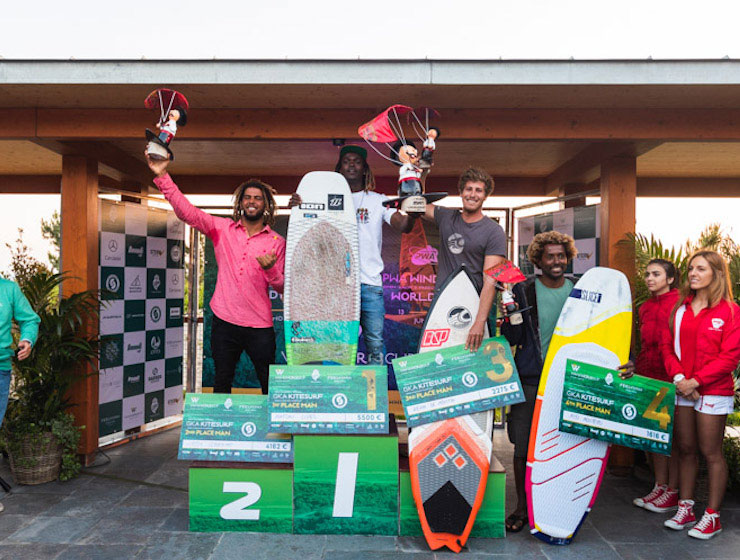 Image for Kite-Surf World Tour Portugal – Champs are crowned on final day!