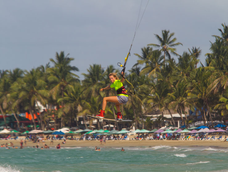 Image for The Battle for Best Trick – GKA Air Games Cabarete 2018
