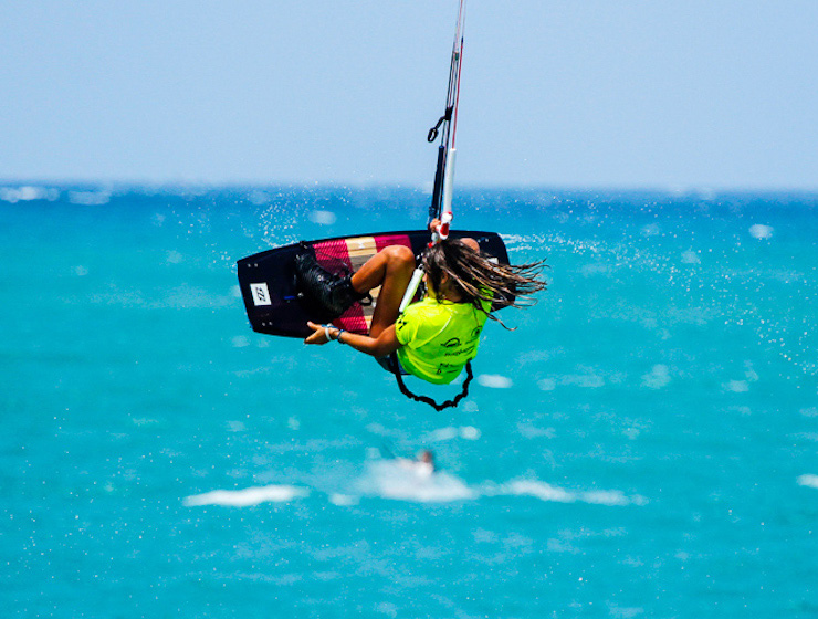 GKA Cabarete Air Games 2018 - Main Event - Day Three