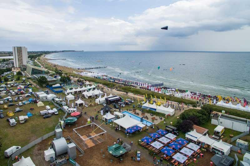 GKA Kiteboarding World Cup Fehmarn