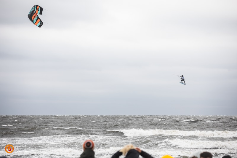 Carlos Mario kite loop GKA Air Games Germany