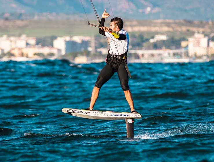 Image for Kiting's Olympic future confirmed