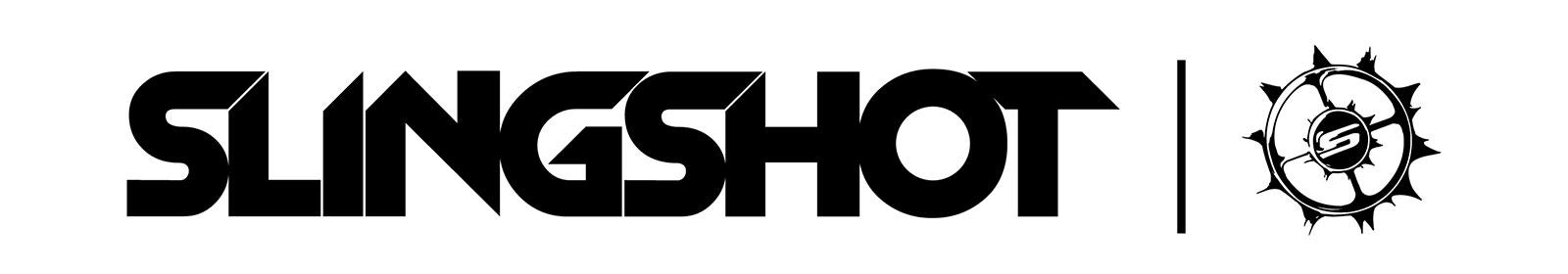 Slingshot spikeyball logo